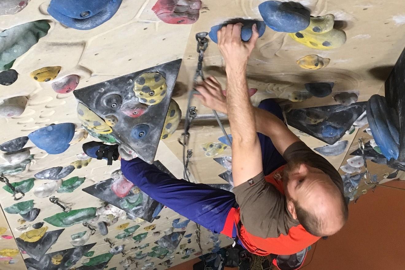 Kletterkurs für Fortgeschrittene