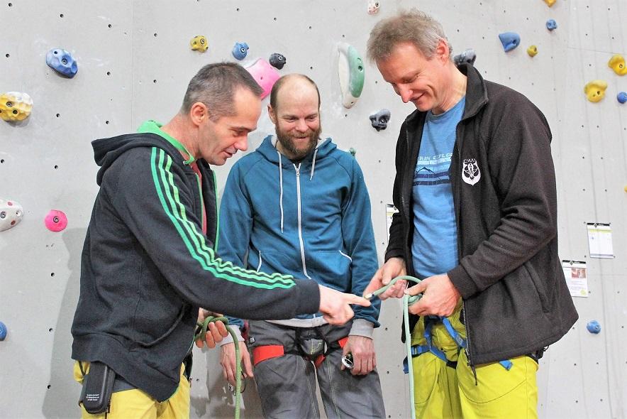 Kletterkurs für Anfänger München