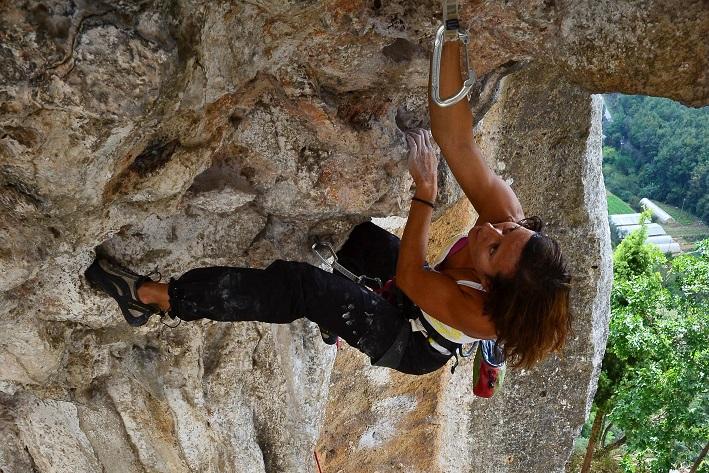 Klettern am Fels Kletterreisen