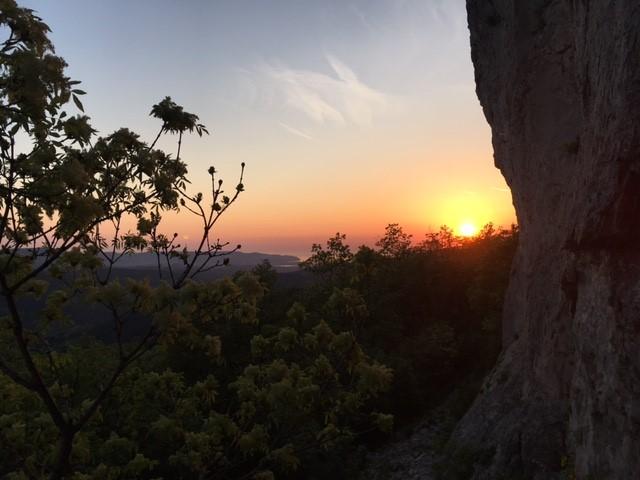 Kletter- und Yogareise