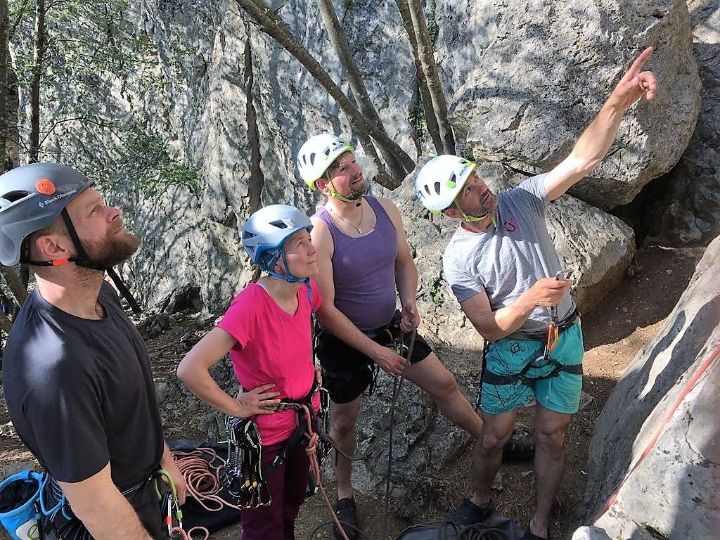 Kletterkurse in München
