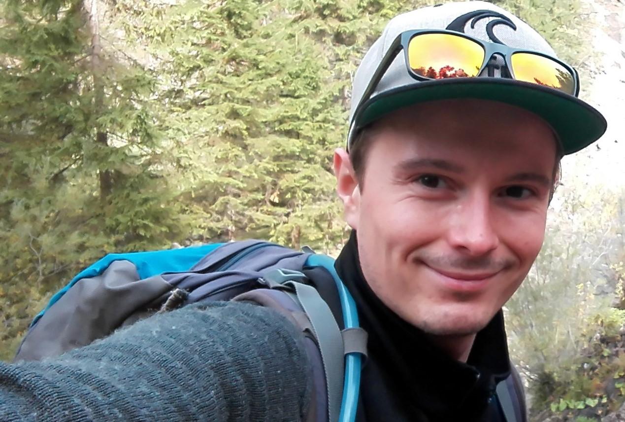 Klettertrainer Adrian München