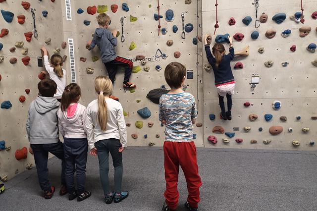 Kletterkurs für Kinder und Jugendliche München