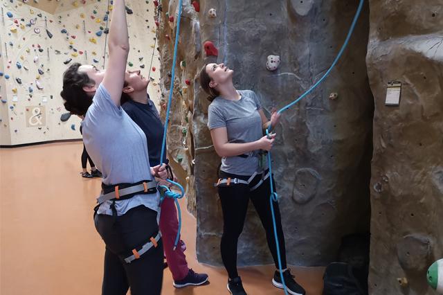 Kletterkurs Technik- und Taktiktraining