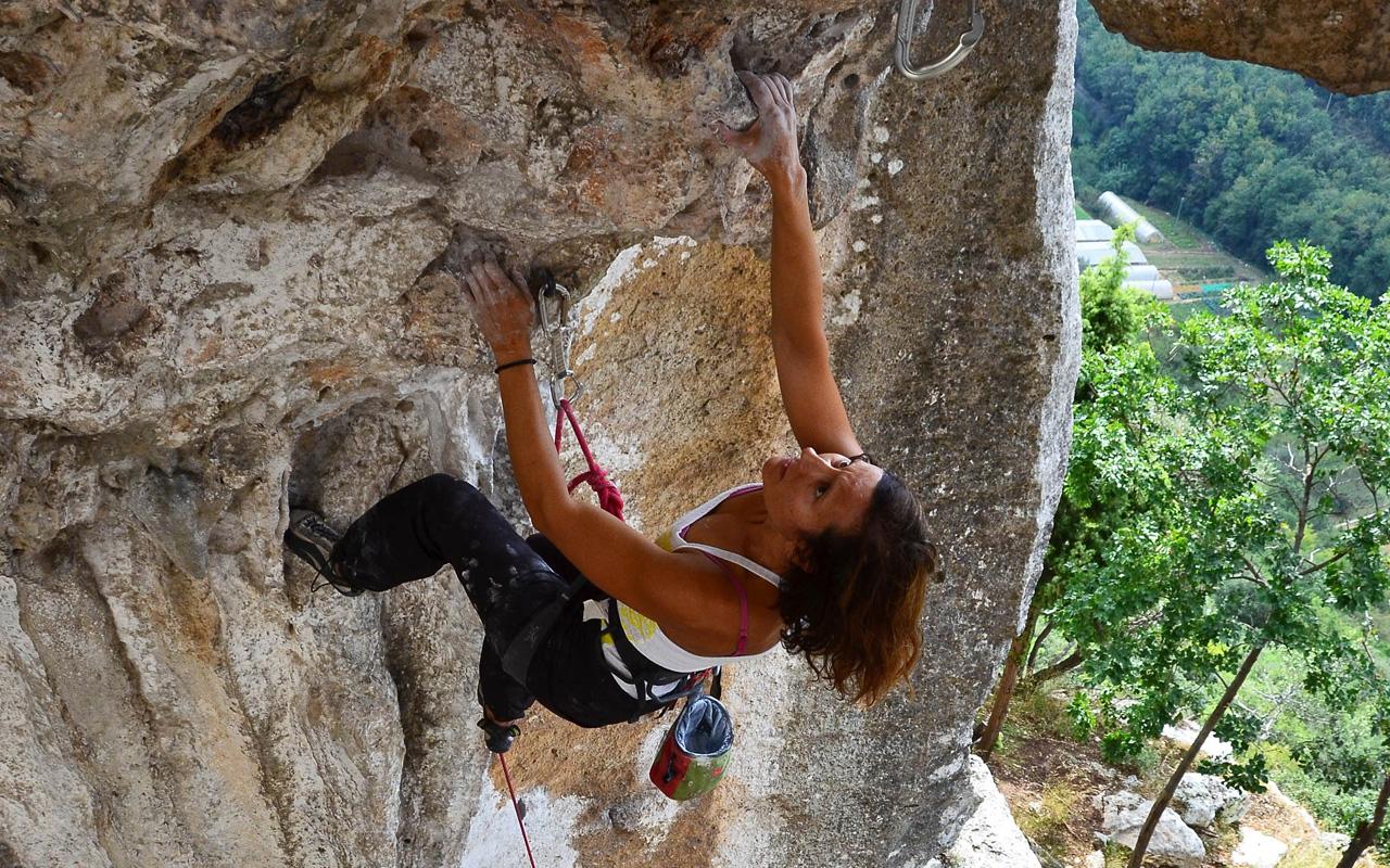 Kletterherz Kletterkurs
